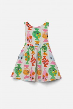 Line Of Lollies Pinafore