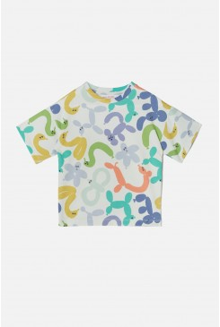 Balloon Pals Short Sleeve Tee