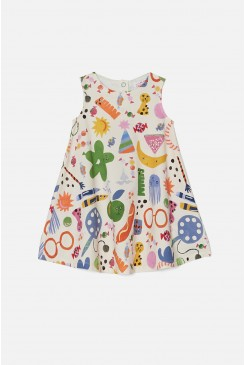 Party Bag Swing Dress