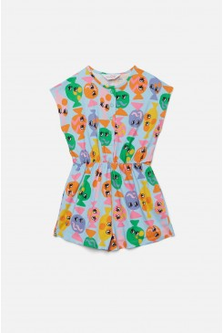 Line Of Lollies Playsuit