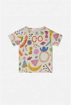 Party Bag Short Sleeve Tee