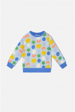 The Happiest Shape Sweater