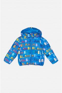 Blah Blah Puffer Jacket