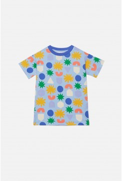 The Happiest Shape Tshirt Dress