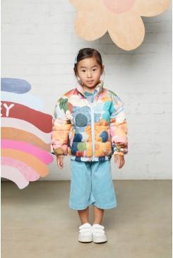 Jumble Garden Puffer Jacket
