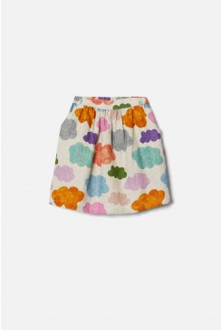 Snuggle Puff Skirt