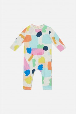 Little Colour Bits Baby Onesie