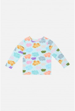 Snuggle Puff Long Sleeve Tee