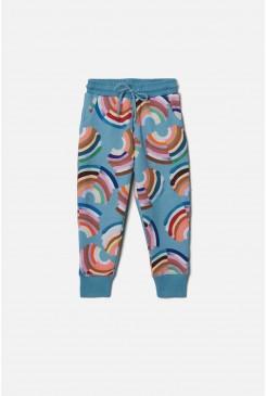 Hey Rainbow Trackie Pant