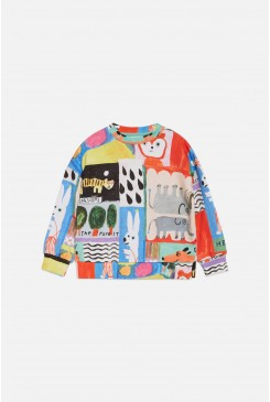 Puzzle Sweater