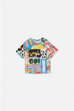 Puzzle SS Tee