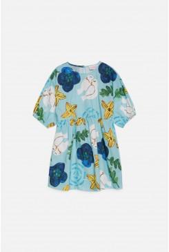 Birds & Flowers Dress