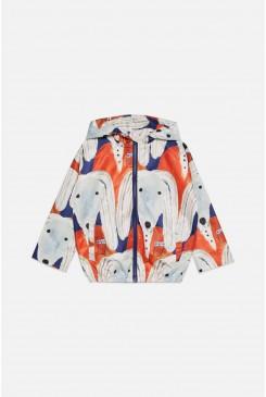 Office Dog Raincoat