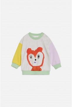Bear Hug Baby Sweater