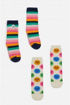 Smiley Spot Kids Sock Pack