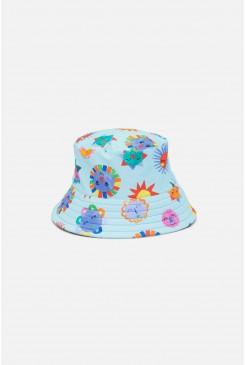 Happy Sun Swim Hat