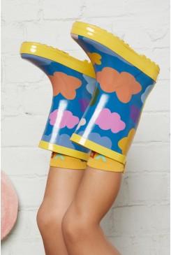 Snuggle Puff Gumboots