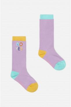 Yes No Long Socks
