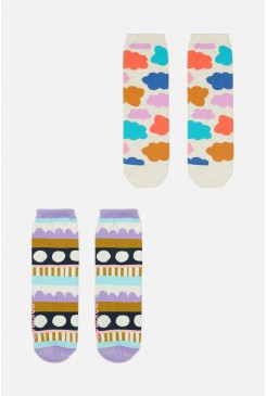 Full Swing 2 Pack Socks