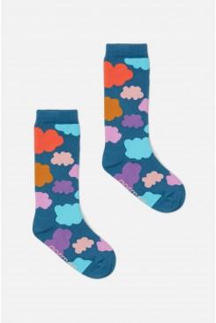 Snuggle Puff Long Socks