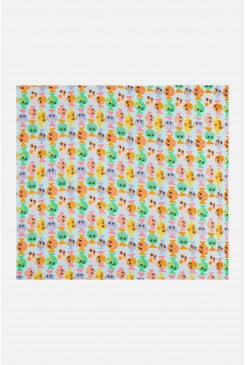Line Of Lollies Cotton Baby Wrap
