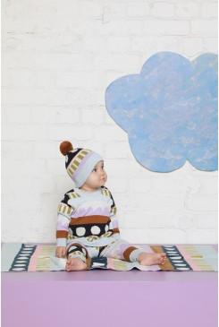 Full Swing Baby Knit Blanket