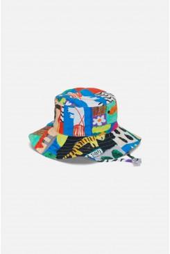 Puzzle Bucket Hat