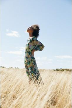 Ostrich Migration Dress