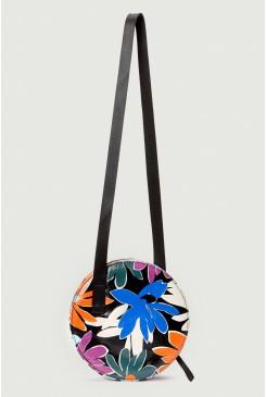 Mesozoic Garden Cross Body Bag