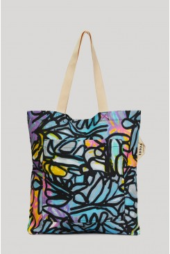 Palm And Pamarr Tote