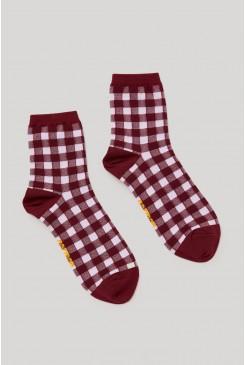 Checking In Socks