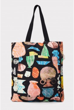 O-Clay Canvas Tote