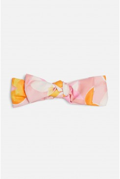 Tossed Orange Headband