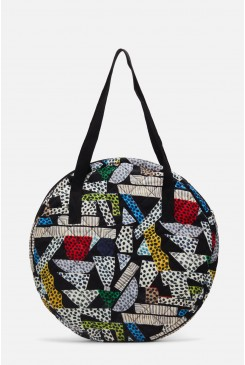 On A Whim Quilted Tote
