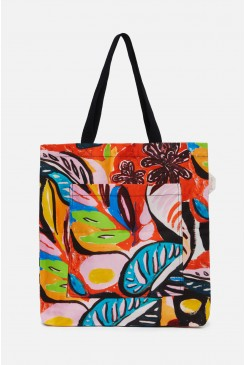 Oasis Canvas Tote