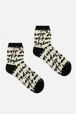 Lost In Translation Socks