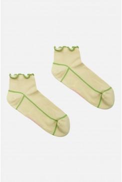Lettuce Ankle Socks
