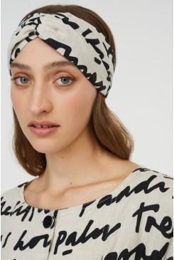 Lost In Translation Headband