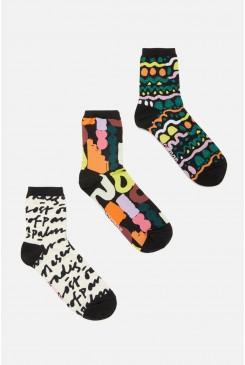 Chisel Study Sock Pack