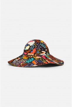 Coastline Floppy Hat