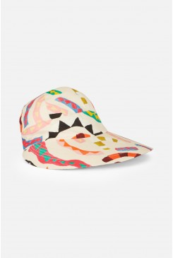 Streamers Wide Brim Hat