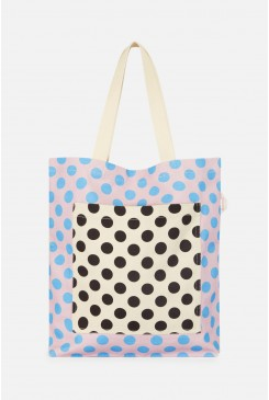 Roundabout Canvas Tote