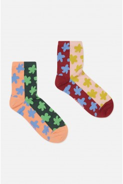 Flower Hour Sock