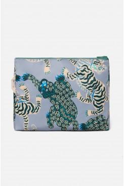 Tiger Queen Toiletry Bag