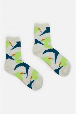 Fairy Tern Sock