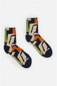 Marcias Maze Sock