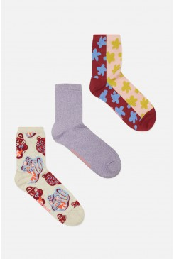 Tiger Lily Sock Pack