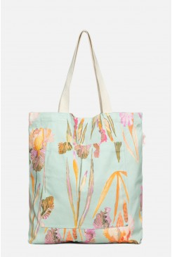 Iris Upon A Canvas Tote