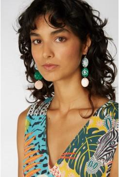 Token Earrings
