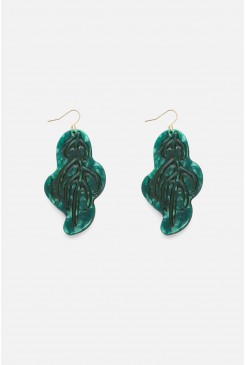 Rainforest Earrings
